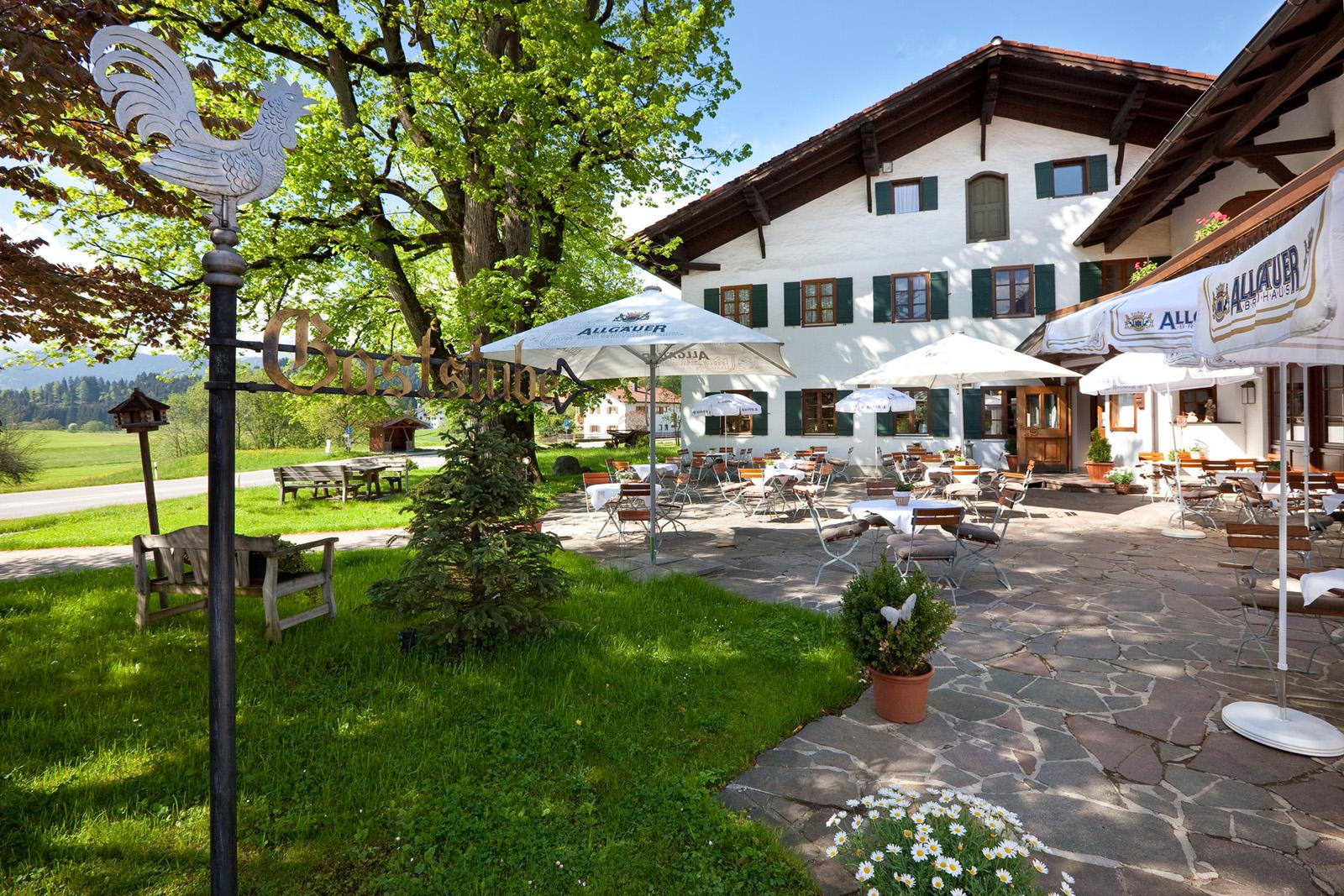 Bildergalerie – Landhotel im Allgäu – Hotel Gockelwirt ...